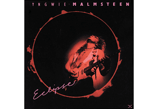Yngwie Malmsteen - ECLIPSE [CD]