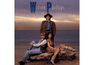 Phillips Wilson - Wilson Phillips - (CD)