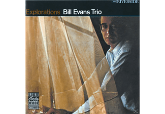 Bill Evans, Bill Trio Evans - EXPLORATIONS - (CD)