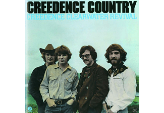 Creedence Clearwater Revival - Creedence Country - (CD)