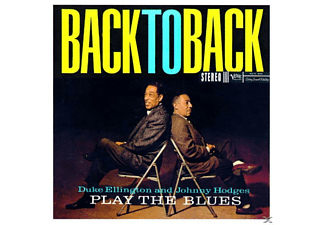 Johnny Hodges, Hodges, Johnny / Ellington, Duke - Play The Blues Back To Back - (CD)