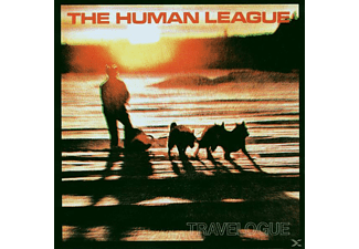 The Human League - TRAVELLOGUE (REMASTERED) [CD]