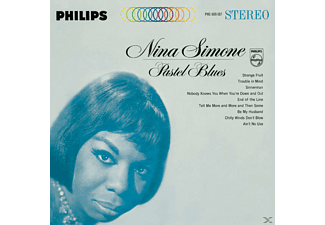 Nina Simone - Pastel Blues [CD]