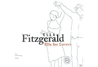 Ella Fitzgerald - For Lovers [CD]