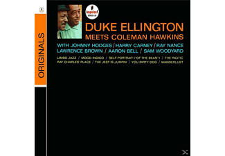Ellington,D./Hawkins,C., ELLINGTON,DUKE/HAWKINS,COLEMAN - Duke Ellington Meets Coleman Hawkins [CD]