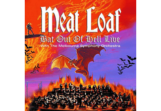 Meat Loaf - Bat Out Of Hell Live [CD]