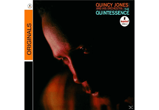 Quincy Jones - The Quintessence - (CD)