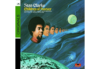Stanley Clarke - Children Of Forever [CD]