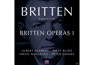 Peter Grimes - Britten Operas Vol.1 [CD]
