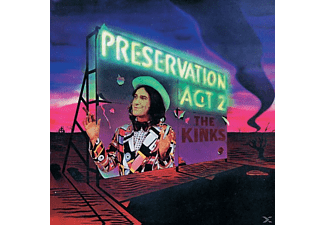 The Kinks - Preservation Act 2 (Re-Release) [CD]