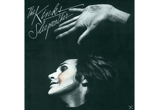 The Kinks - Sleepwalker (Re-Release) - (CD)