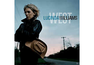 Lucinda Williams - WEST [CD]