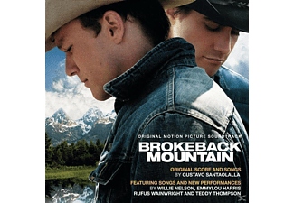 VARIOUS - Brokeback Mountain - (CD)