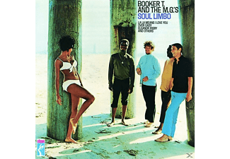 The Mg's, Booker T. & The M.G.'s - SOUL LIMBO - (CD)