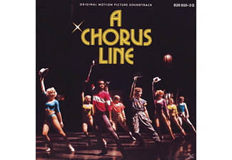 VARIOUS, Marvin (composer) Ost/hamlisch - A Chorus Line - (CD)