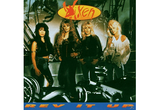 Vixen - REV IT UP - (CD)