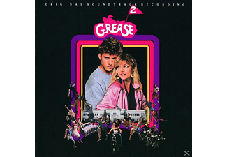 The Original Soundtrack, OST/VARIOUS - Grease II [CD]