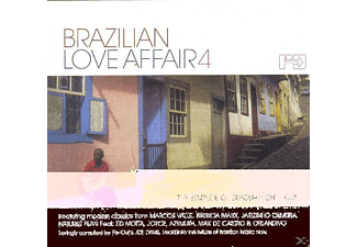 VARIOUS - Brazilian Love Affair - (CD)