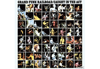 Gr Funk Railroad, Grand Funk Railroad - Caught In The Act-Remastered [CD]