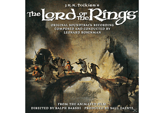 Leonard (composer) Ost/rosenman - THE LORD OF THE RINGS - (CD)