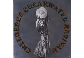 Creedence Clearwater Revival - Mardi Gras (CD)