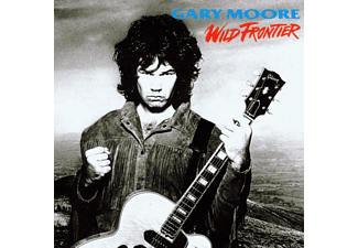 Gary Moore - Wild Frontier-Remastered - (CD)