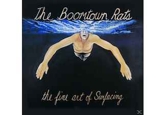 The Boomtown Rats - The Fine Art Of Surfacing [CD]