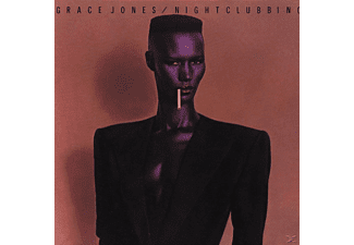 Grace Jones - Nightclubbing (CD)