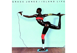 Grace Jones - ISLAND LIFE [CD]