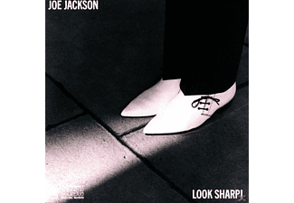 Joe Jackson - Look Sharp - (CD)