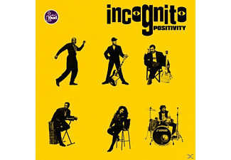 Incognito - Positivity [CD]