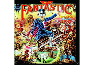 Elton John - Captain Fantastic [CD]