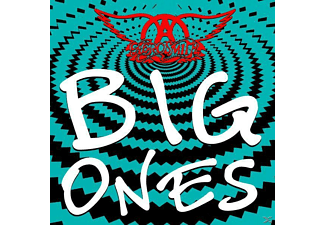 Aerosmith BIG ONES Rock CD