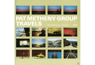 Pat Metheny, Pat Metheny Group - Travels [CD]
