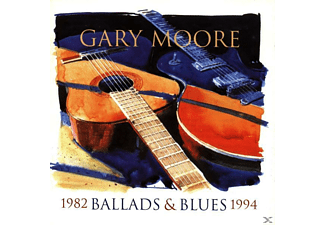 Gary Moore - Ballads & Blues [CD]