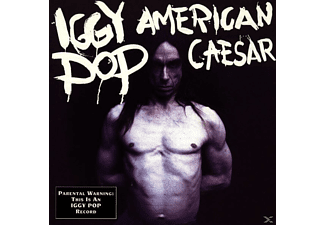Iggy Pop - American Caesar [CD]