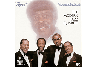 The Modern Jazz Quartet - Topsy: This One's For Basie [CD]