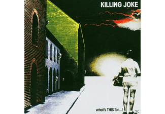 Killing Joke - WHAT S THIS FOR (+ 3 BONUS TRACKS DIGI. REM.) - (CD)