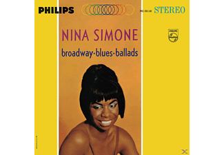 Nina Simone - Broadway-Blues-Ballads [CD]