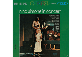 Nina Simone - In Concert [CD]