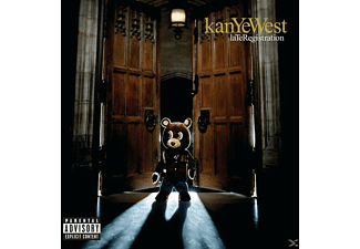 Kanye West - LATE REGISTRATION [CD]