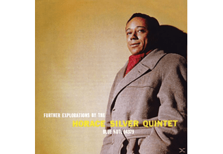 Horance Silver - Further Explorations By The Horace Silver Quintet-Rvg Serie [CD]