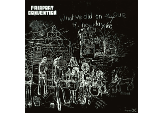 Fairport Convention - What We Did On Our Holiday (Digit.Remastered) - (CD)