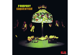 Fairport Convention - Fairport Convention (Digit.Remastered) - (CD)