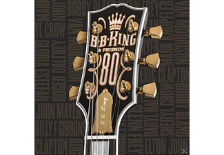 B.B. King - B.B.King & Friends-80 [CD]
