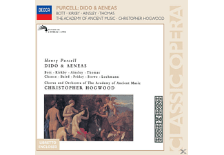 Aam, Kirkby, Bott, Ainsley, Hoogwood, Bott/Kirkby/Ainsley/Hoogwood/AAM/+ - Dido And Aeneas (Ga) - (CD)