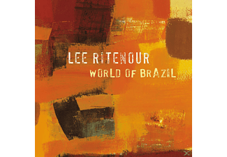 Lee Ritenour - World Of Brazil [CD]