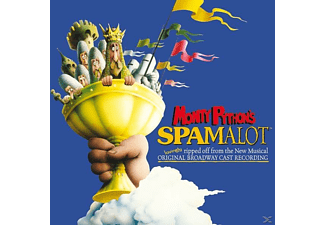 OST/Pierce/Curry/Azaria/+ - SPAMALOT [CD]