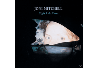 Joni Mitchell - Night Ride Home - (CD)
