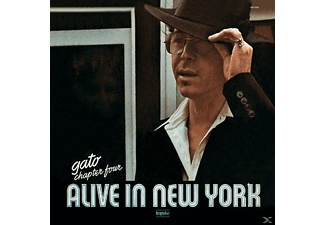 Gato Barbieri - Chapter Four:Alive In New York [CD]